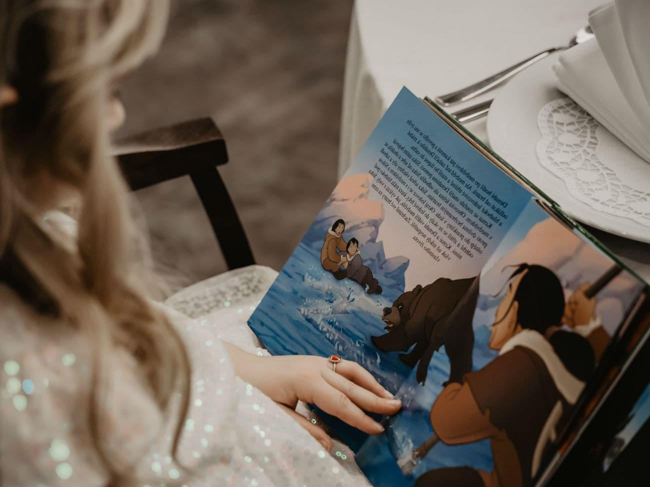 Что почитать девочке от 4 лет