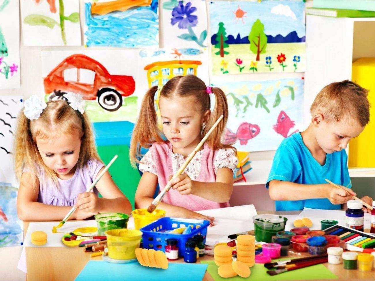 Детские мастер-классы