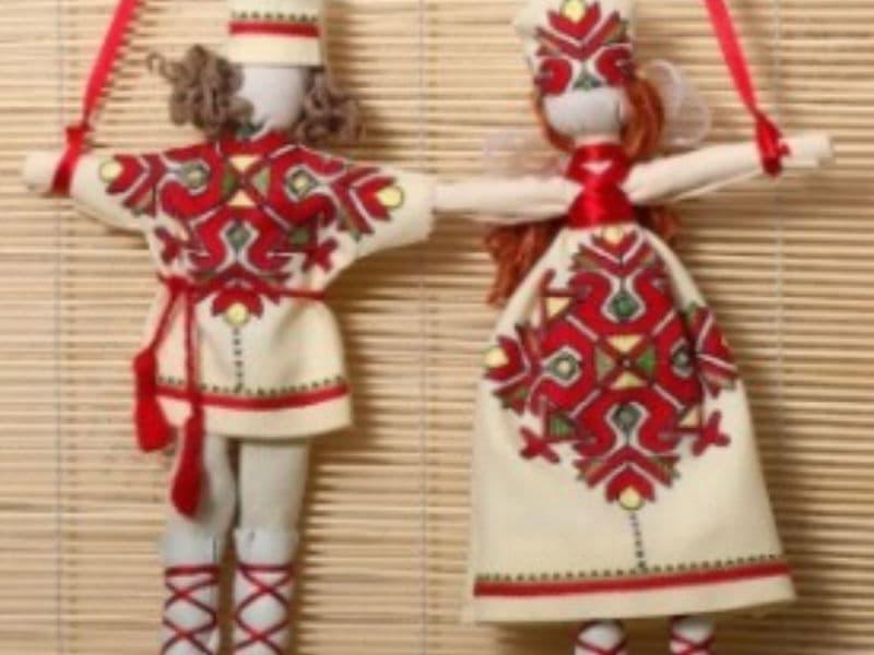 Мастер-класс как сделать куклу мотанку