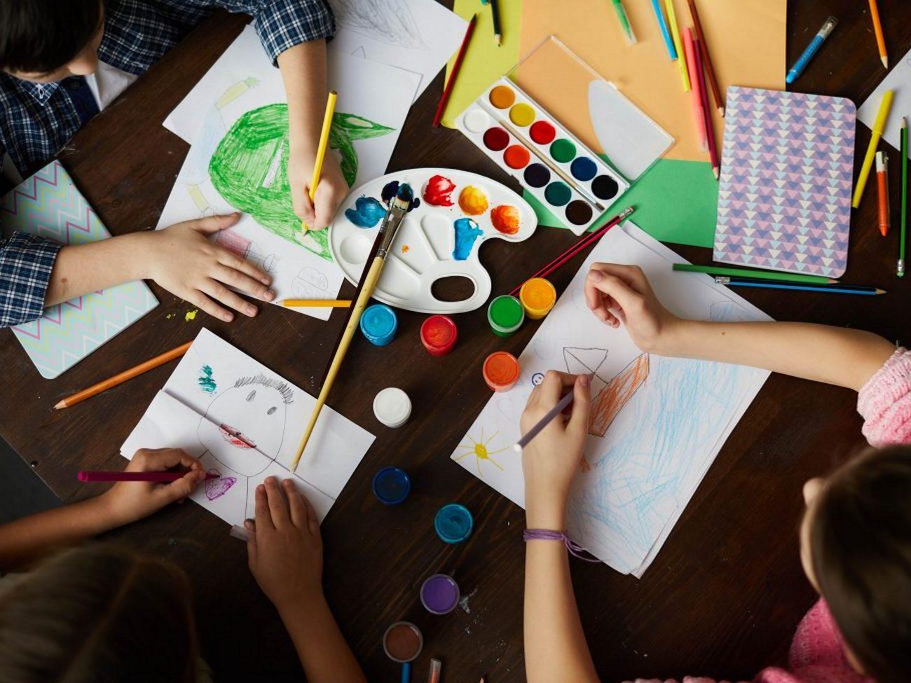 Мастер-классы в сценарии детского праздника