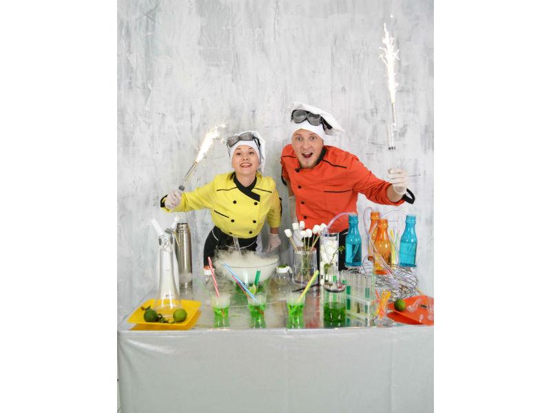 Заказать шоу программу Молекулярная кухня