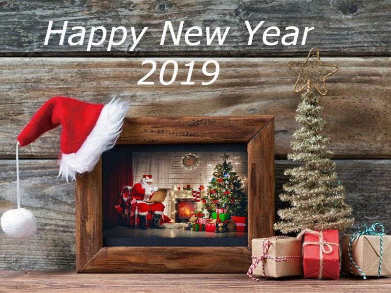"""Новогоднее поздравление от  ивент агентства """"Syrup"""""""