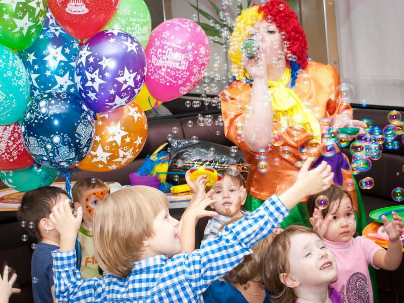 Организация праздника в детском саду