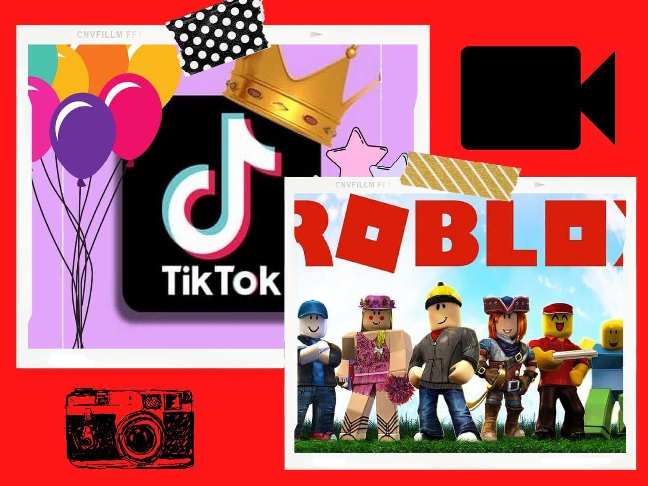 Знакомимся с новыми праздничными программами - Тик Ток вечеринка и Роблокс (Roblox)