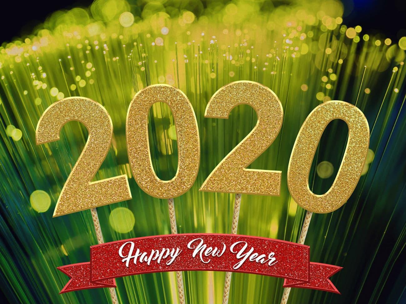 Поздравления с Новым годом!