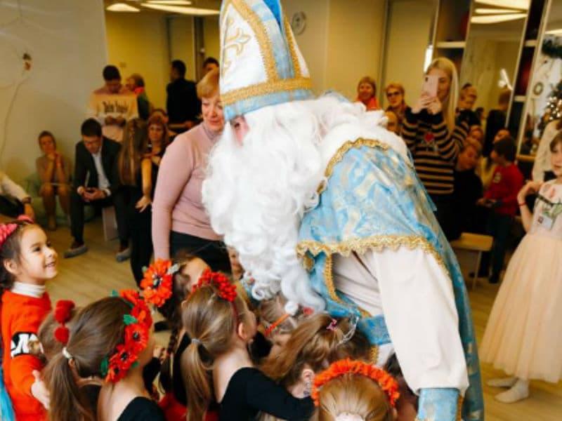 Святой Николай для детей на праздник в Киеве